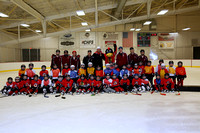 Blackhawks Camp with the Little Blackhawks and Renegade Coaches